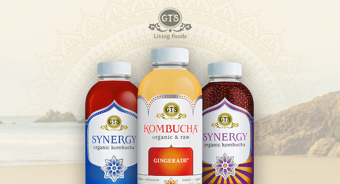 GT's Organic Raw Enlightened Kombucha