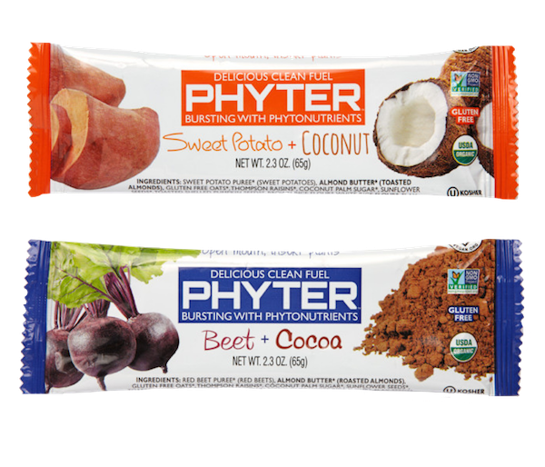 Phyter Food, Beet and Cocoa Phyter Bar